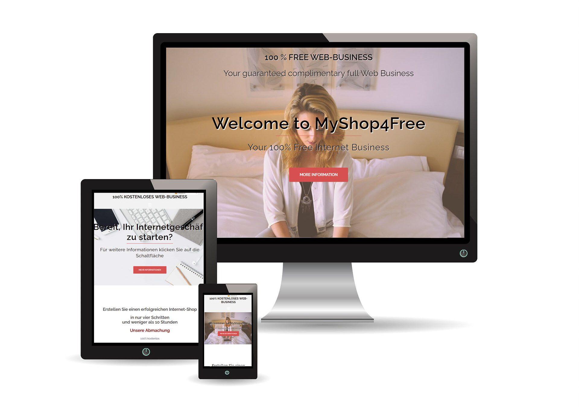 beste website sample