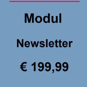 Dives Webseite günstig Modul Newsletter special