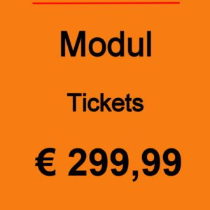 Dives Webseite Modul Tickets 2020